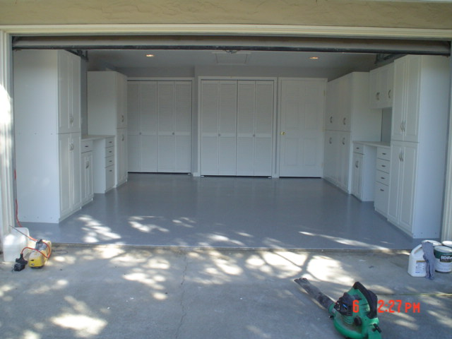 Garage Remodeling high tech construction - garage remodeling